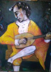 Painter Mariusz Gajewski