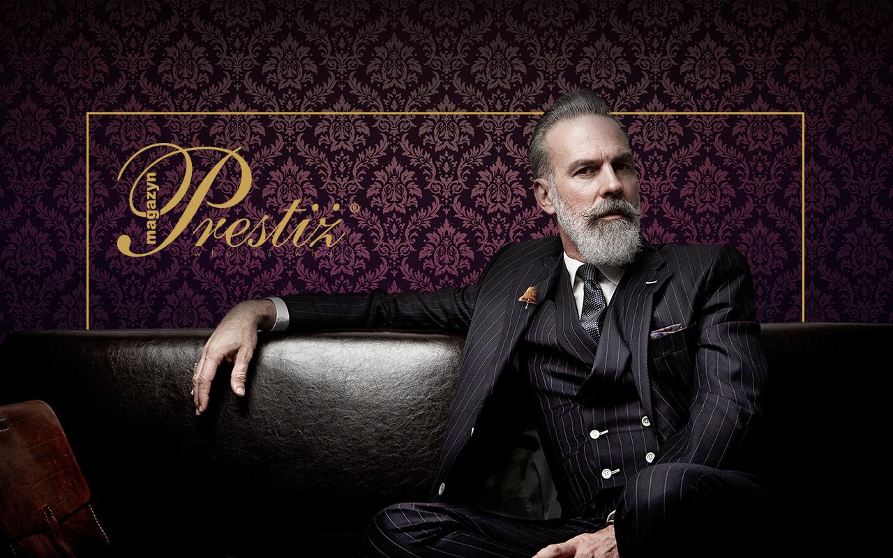 Prestige magazine - Banner / Logo