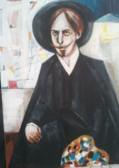 Artysta malarz Mariusz Gajewski